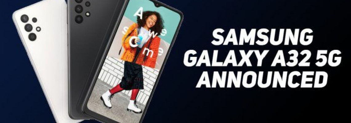 Samsung представила смартфон Samsung Galaxy A32 5G
