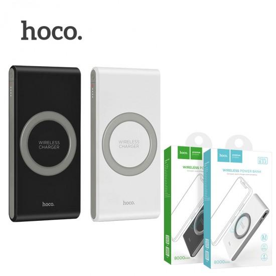 Внешний аккумулятор универсальный Hoco B32 8000 mAh, арт.010653