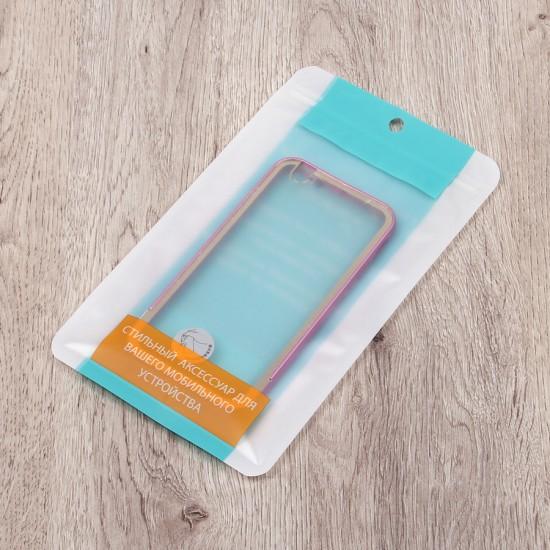 Бампер металлический + панель для iPhone 6/6s, арт.008581