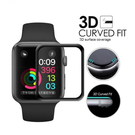 Защитное стекло для Apple Watch 44мм, арт.010884