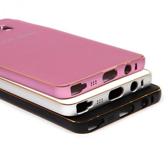 Бампер + задняя крышка для Samsung Galaxy Note 5 (N920), арт.009077