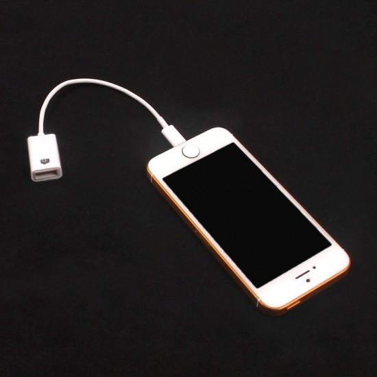 OTG для iPhone 5/iPad 4/iPad mini/iPod touch 5/Nano 7, арт.006562