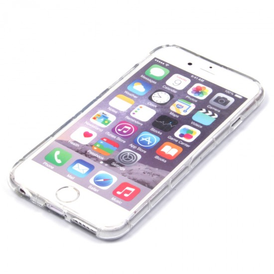 Панель ТПУ Покемон для iPhone 6/6S, арт.009264