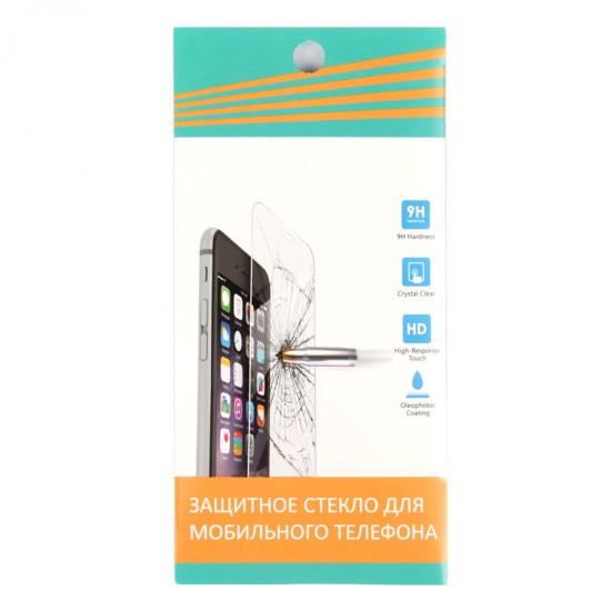 Защитное стекло 2 в 1 для iPhone 4/4S 0.3 mm, арт.008323