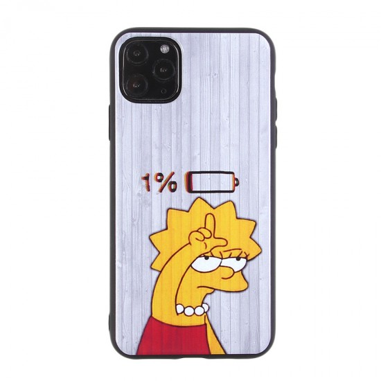 Чехол ТПУ Симпсоны для Huawei Honor 9S/ Y5p, арт.012124