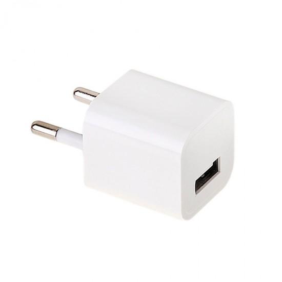 Сетевой адаптер USB 1000 mAh, арт.003447