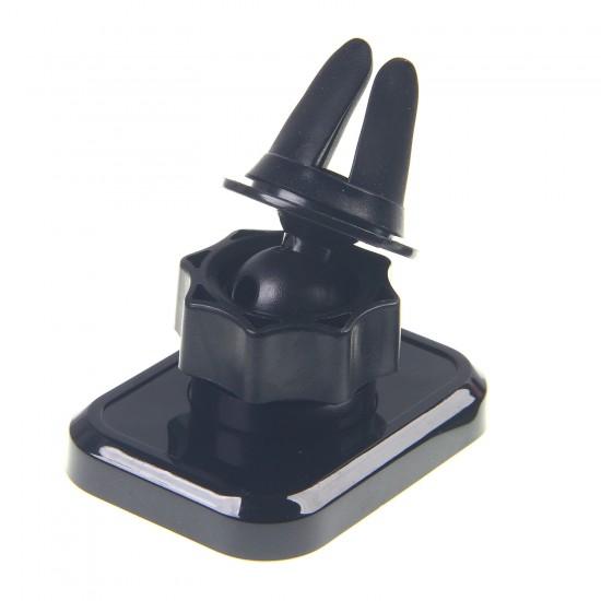 Магнитный держатель в авто на воздуховод UN-02, арт.012941