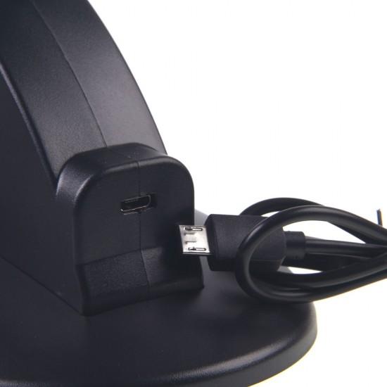 Док-станция для PS4 slim & pro, DOBE HB-P0002B,  арт.012549