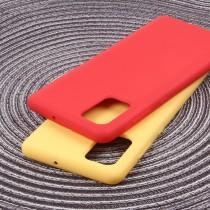 Панель Soft Touch для Samsung Galaxy A71, арт.007002
