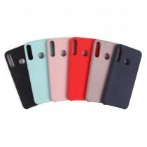 Панель Soft Touch для Huawei P40 Lite E/ Y7p , арт.007002