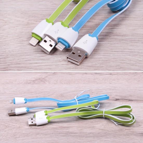 USB-Lightning дата кабель EMY MY-441 для iPhone, арт.009692
