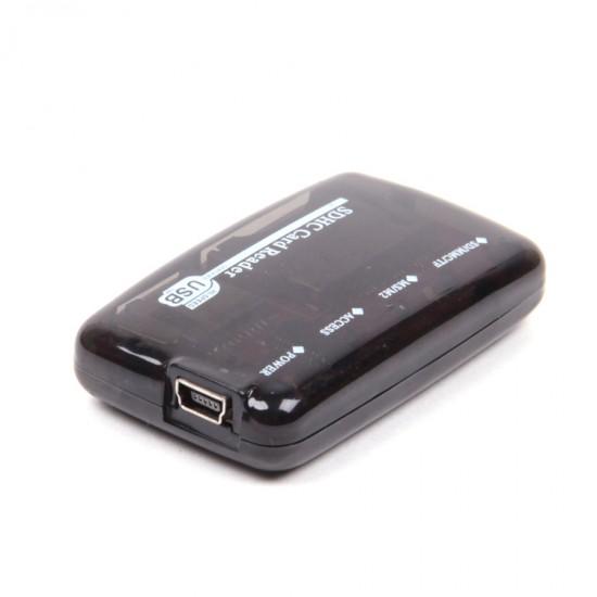USB Card-reader SDHC Hi Speed 48 Mbs