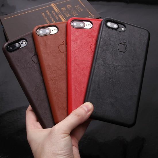 Панель кожаная для iPhone 7 Plus, арт.010552