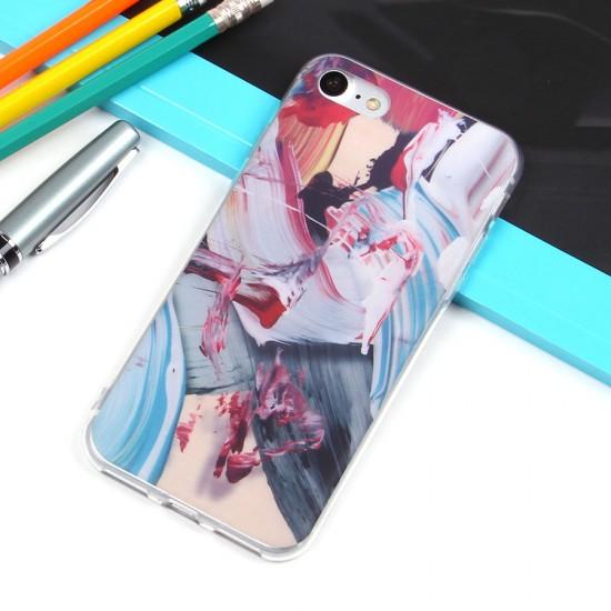 Матовый чехол для iPhone 7, арт.010735