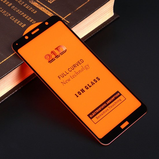 Защитное стекло Full Glue для Xiaomi Redmi 7A на полный экран, арт.010630