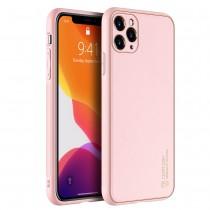 Чехол Dux Ducis Yolo для iPhone 12 Pro Max Розовый, арт.012259
