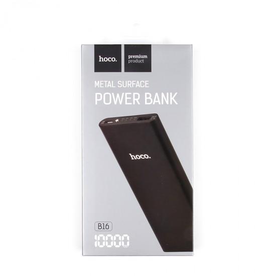 Внешний аккумулятор универсальный Hoco B16 10000 mAh, арт.010991