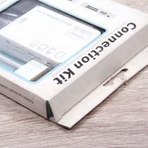 УЦЕНКА! Комплект для подключения различных устройств к iPad, арт.002060