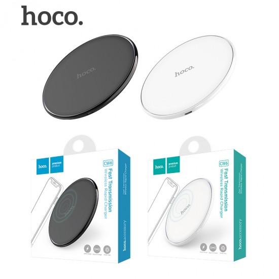 Беспроводная зарядка Hoco CW6, арт.011475
