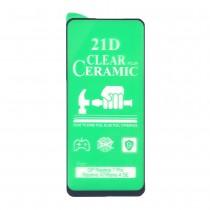 Стекло Ceramic Realme 7 Pro противоударное, в тех.упак. (в комп. 25 шт), арт. 012537