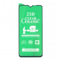 Стекло Ceramic Xiaomi Redmi 9T противоударное, в тех.упак. (в комп. 25 шт), арт. 012537