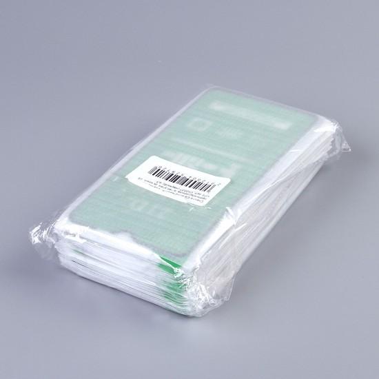 Стекло Ceramic Xiaomi Poco M3 противоударное, в тех.упак. (в комп. 25 шт), арт. 012537
