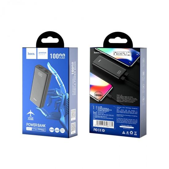 Внешний аккумулятор универсальный Hoco J45 10000 mAh, арт.011278