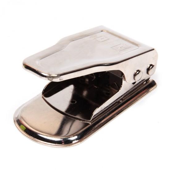 Ножницы для резки сим-карт 2 в 1 Micro/Nano Sim, арт. 006560