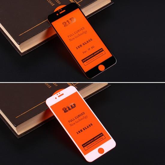 Защитное стекло Full Glue для iPhone 6/6S на полный экран, арт.010630