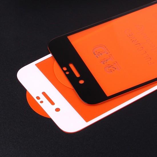 Защитное стекло Full Glue для iPhone 7 на полный экран, арт.010630