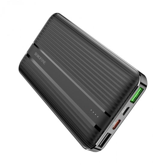 Внешний аккумулятор Power Bank 10000 mAh Borofone BJ9, PD+QC3.0, арт.012326