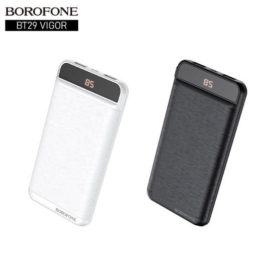 Внешний аккумулятор Power Bank 10000 mAh Borofone BT29, арт.012331
