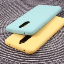 Панель Soft Touch для Xiaomi Redmi 8, арт.007002