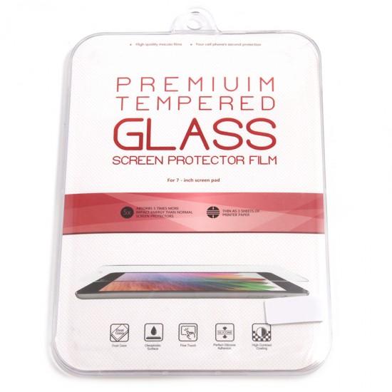 Защитная пленка-стекло для iPad mini, арт.008324
