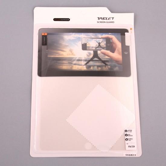Защитная пленка глянцевая Stickscreen для iPad 2/3/4, арт.006823