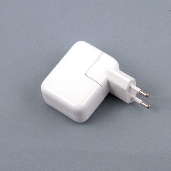 Сетевой адаптер на 2 USB для iPhone/iPad/iPod touch 5/Nano 7, арт.006851