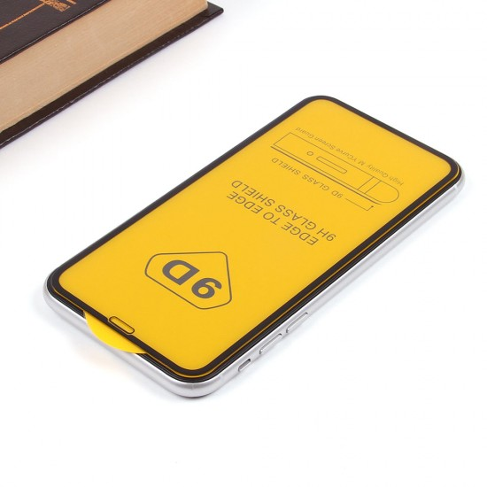 Защитное стекло Full Glue для iPhone 11 на полный экран, арт.010630