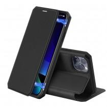 Чехол-книжка Dux Ducis Skin X для Samsung Galaxy A71 Черный, арт.012260