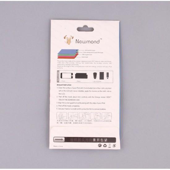 Декоративная плёнка 2 в 1 для iPod Touch 5, арт.W-003