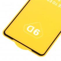 Защитное стекло Full Glue для Samsung Galaxy A21s на полный экран, арт.010630