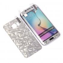 Декоративная пленка 3D 2 в 1 для Samsung Galaxy S6 edge 0.3 mm, арт.009466