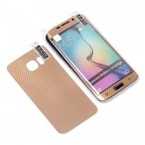 Декоративная пленка 3D 2 в 1 для Samsung Galaxy S6 edge 0.3 mm, арт.009467