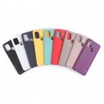Панель Soft Touch для Samsung Galaxy A21s, арт.007002