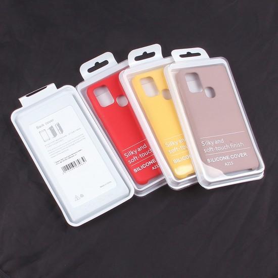 Панель Soft Touch для Samsung Galaxy A41, арт.007002