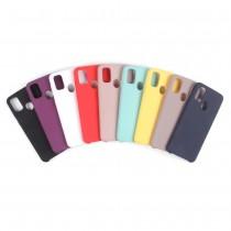 Панель Soft Touch для Samsung Galaxy M21, арт.007002