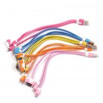 USB дата кабель 3 в 1 для Apple iPhone/iPad/micro USB, арт.009484