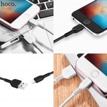 USB-Lightning дата кабель HOCO X20 для iPhone, 1 м, арт.010481