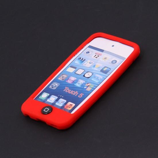 Силиконовый чехол Original Case для iPod Touch 5, арт.006001