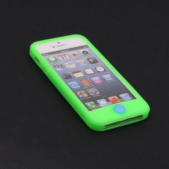 Силиконовый чехол Original Case для Apple iPhone 5, арт.006001