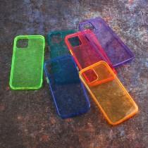 Чехол ТПУ Неон для iPhone 12 Pro Max, арт.011744